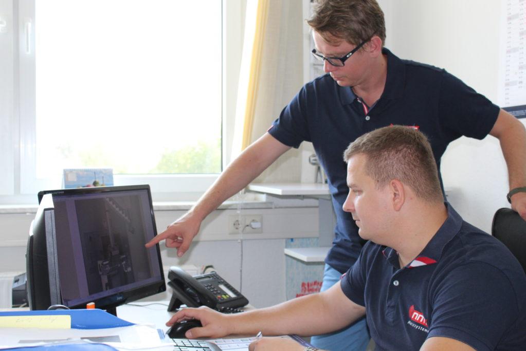 Alle Heizkessel von NMT werden am Standort Großenhain durch Produktentwickler und Heizingenieure entwickelt.