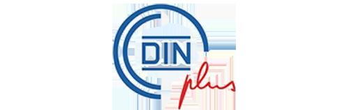Das Qualitätssiegel DIN plus ist ein Gütesiegel, was neben der Brennstoffqualität auch den Herstellungsprozess überwacht.