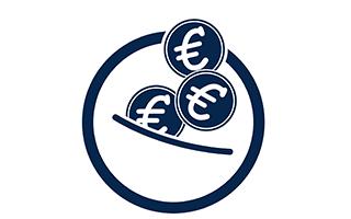 Nach Prüfung der Unterlagen bekommen die Kunden vom BAFA ihre Förderung ausgezahlt.
