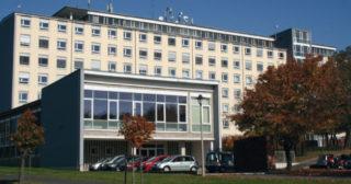 Geschäftsstelle und Sitz des gastechnologischen Instituts DBI in Freiberg