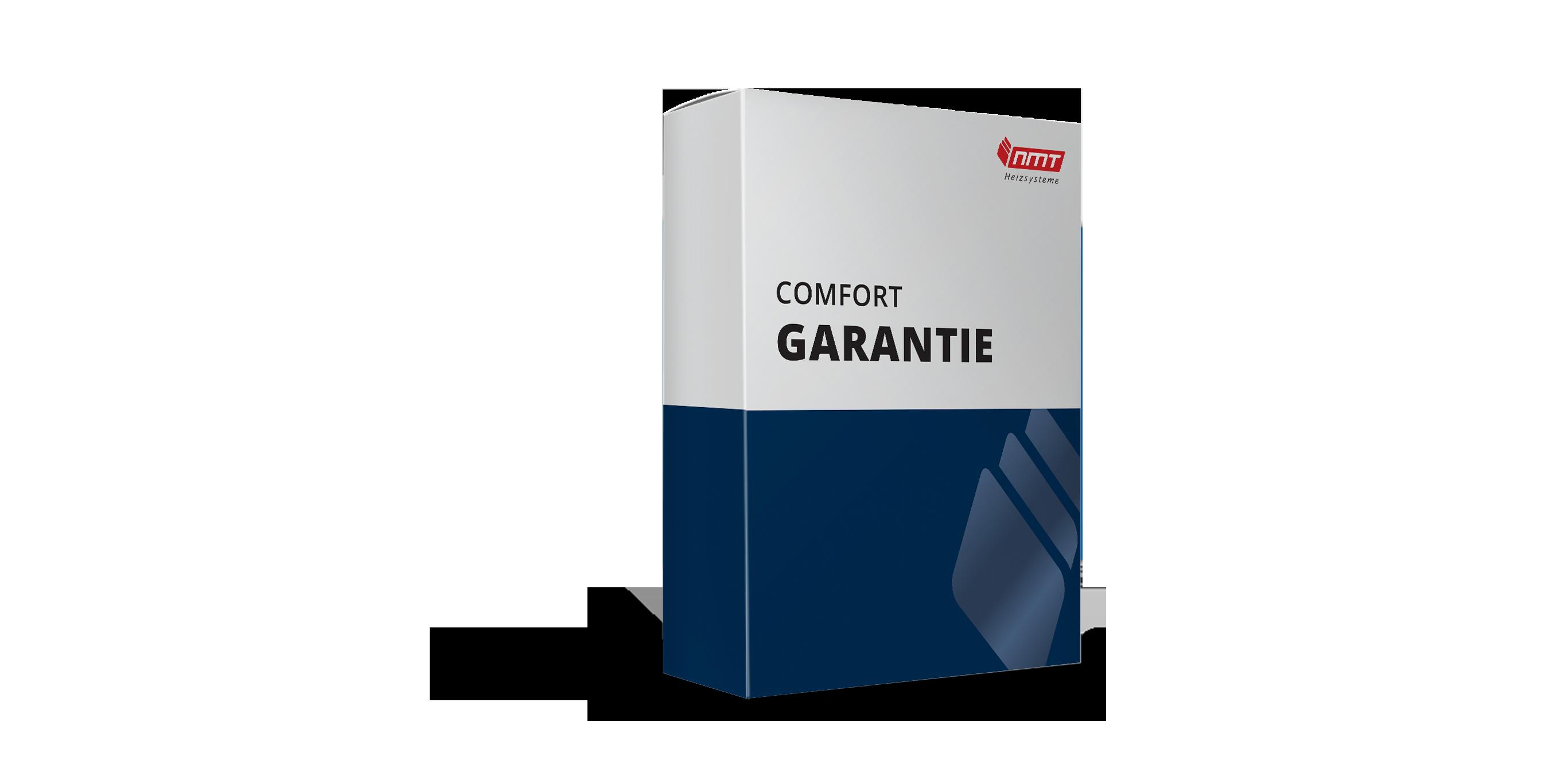Produktgrafik Comfortgarantie