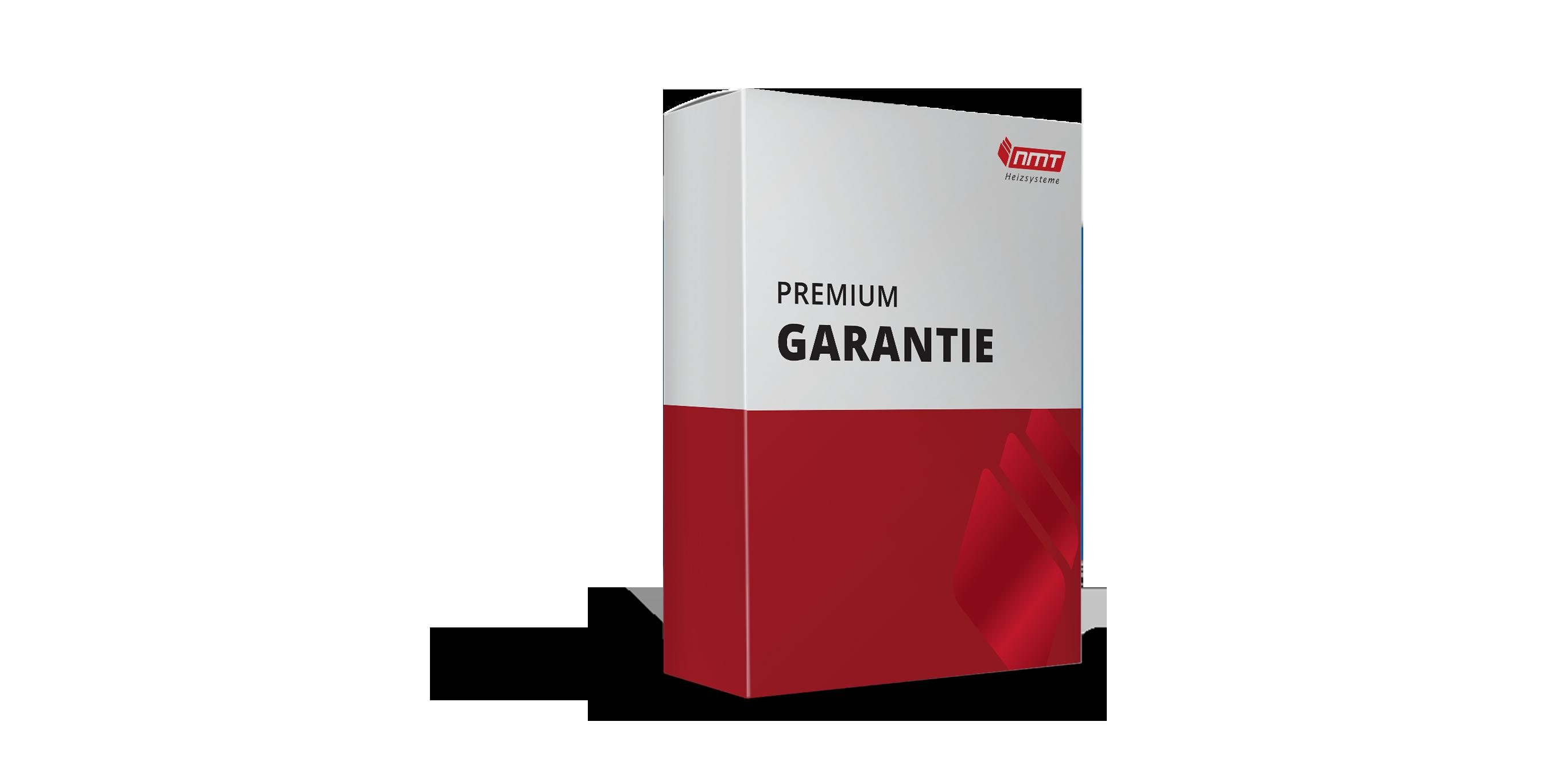 Produktgrafik Premiumgarantie