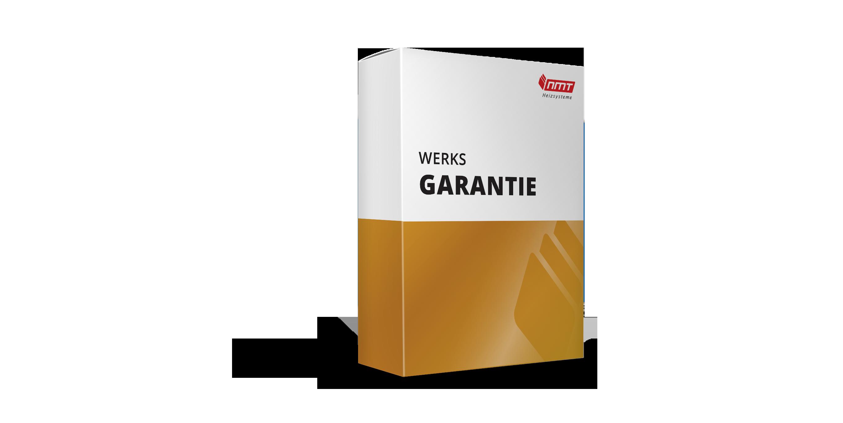 Produktgrafik Werksgarantie