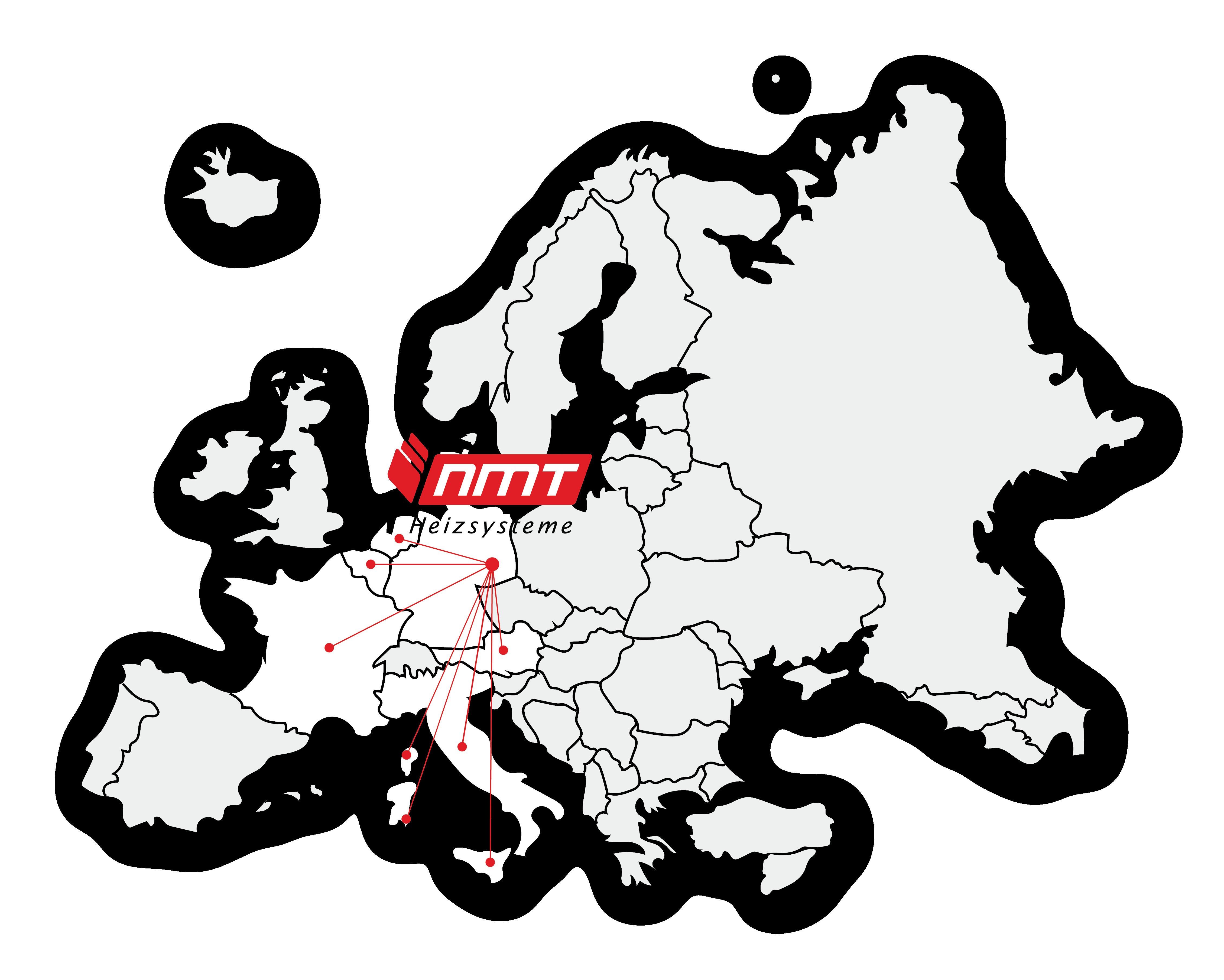 NMT-Heizkessel-Vertriebskanäle